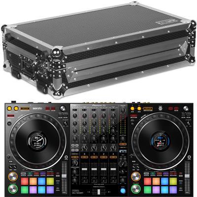 Image of Pioneer DJ DDJ1000SRT & UDG Flight Case Package