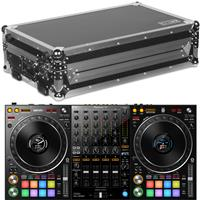 Image of Pioneer DJ DDJ1000SRT & UDG Flight Case Package