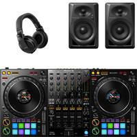 Image of Pioneer DDJ1000 & DM40 Bundle