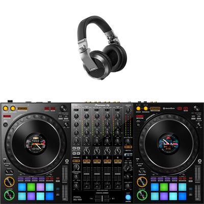 Image of Pioneer DJ DDJ1000 & HDJX7S Package
