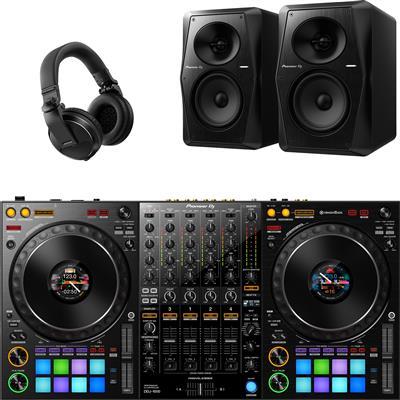 Image of Pioneer DJ DDJ1000 & VM50 Bundle