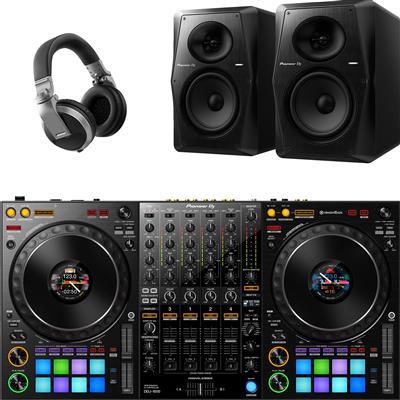 Image of Pioneer DJ DDJ1000 & VM70 Bundle