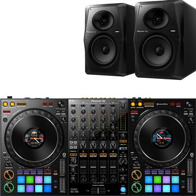 Image of Pioneer DJ DDJ1000 & VM70 Package