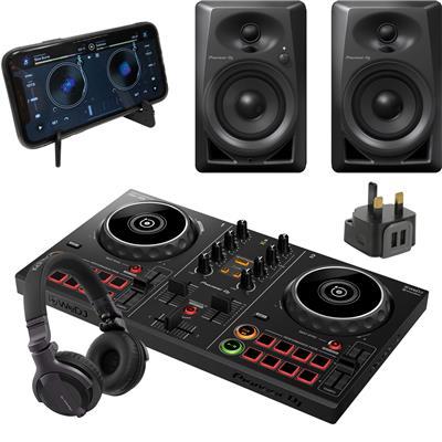 Image of Pioneer DJ DDJ200 CUE1 Bundle