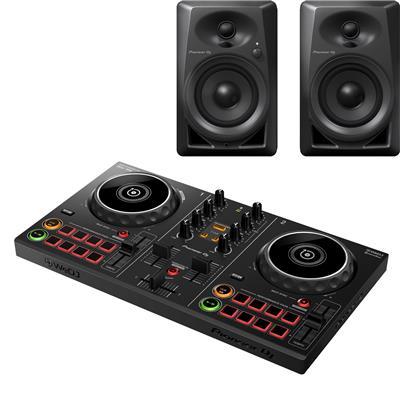Image of Pioneer DJ DDJ200 & DM40 Package