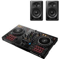 Image of Pioneer DJ DDJ400 & DM40 Package