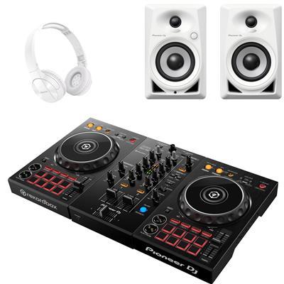 Image of Pioneer DJ DDJ400 & DM40W Bundle
