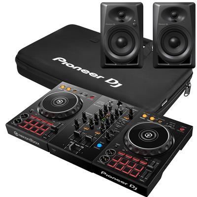 Image of Pioneer DJ DDJ400 & DM40 & Bag Package