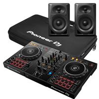 Image of Pioneer DDJ400 & DM40 & DJCB Package