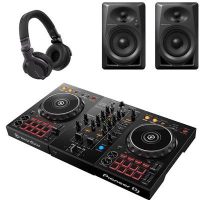 Image of Pioneer DJ DDJ400 CUE1 Package