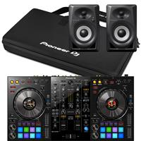 Image of Pioneer DJ DDJ800 & DM40BT Bag Bundle