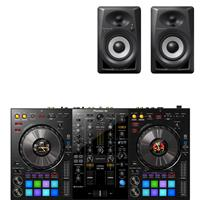 Image of Pioneer DJ DDJ800 & DM40BT Package