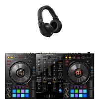 Image of Pioneer DJ DDJ800 & HDJ-X5BTK Package