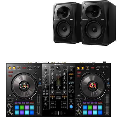 Image of Pioneer DJ DDJ800 & VM50 Package
