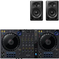 Image of Pioneer DJ DDJFLX6 & DM40 Package