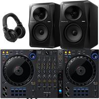 Image of Pioneer DJ DDJFLX6 & VM50 X5K Bundle