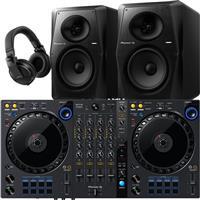 Image of Pioneer DJ DDJFLX6 & VM70 X5K Bundle
