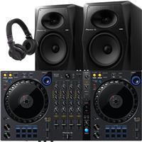 Image of Pioneer DJ DDJFLX6 & VM80 CUE1 Bundle