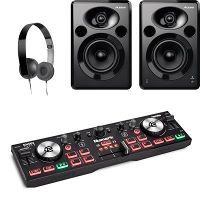 Image of Numark DJ2GO2 Touch & Elevate 5 mkII Bundle