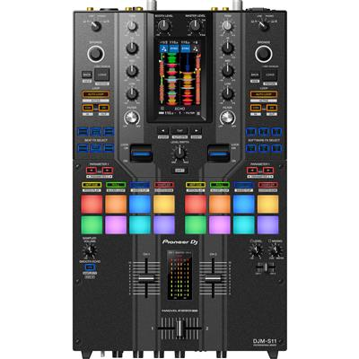Image of Pioneer DJ DJMS11-SE Limited Special Edition Battle Mixer