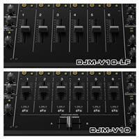 Thumbnail image of Pioneer DJ DJMV10LF 6-channel professional DJ mixer