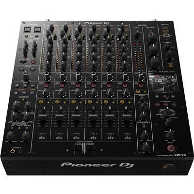 Image of Pioneer DJ DJMV10 6-channel professional DJ mixer