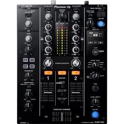 Image of Pioneer DJ DJM450 B Stock