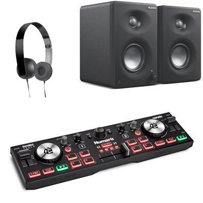Image of Numark DJ2GO2 Touch & M1 Active 330USB Bundle