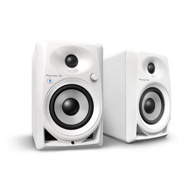 Image of Pioneer DJ DM40BT W