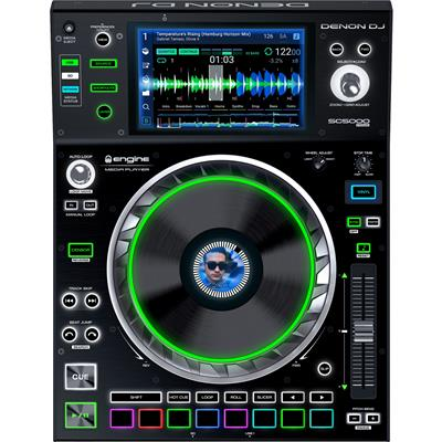 Image of Denon DJ SC5000 Prime Professional DJ Media Player