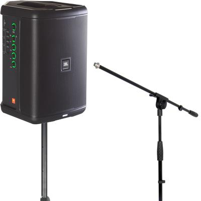 Image of JBL EON ONE Compact & Stand Package