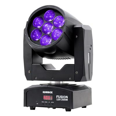 Image of Equinox Fusion 120 Zoom MKII