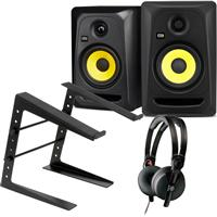 Image of KRK CLASSIC 5 & HD25 Bundle