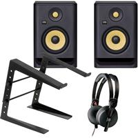 Image of KRK RP5 G4 & HD25 Bundle