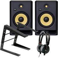 Image of KRK RP8 G4 & HD25 Bundle
