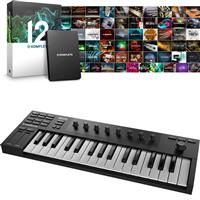 Image of Native Instruments Komplete Kontrol M32 & Komplete 12