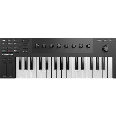 Image of Native Instruments Komplete Kontrol M32 B Stock