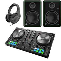 Image of Native Instruments Traktor Kontrol S2 & CR5-X Bundle