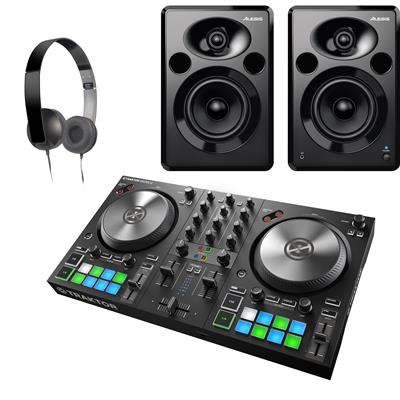Image of Native Instruments Traktor Kontrol S2 & Elevate 5 mk2 Bundle 1