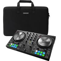 Image of Native Instruments Traktor Kontrol S2 & CTRL Case