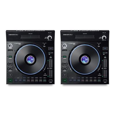 Image of Denon DJ LC6000 Prime Performance Expansion Controller Pair