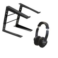 Image of SoundLAB Laptop Stand & DJ Headphones