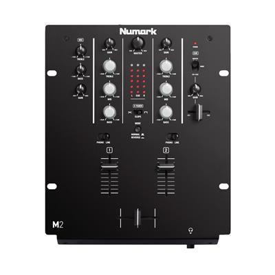 Image of Numark M2 2-Channel Scratch Mixer