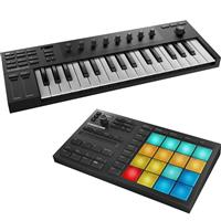 Image of Native Instruments Komplete Kontrol M32 & Maschine Mikro Package
