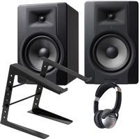 Image of M Audio BX8 D3 & HF125 Bundle