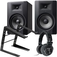 Image of M Audio BX8 D3 & HP1100 Bundle