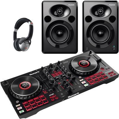 Image of Numark Mixtrack Platinum FX & Elevate 5 MKII Package