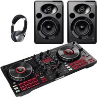 Image of Numark Mixtrack Platinum FX & Elevate 5 MKII Package