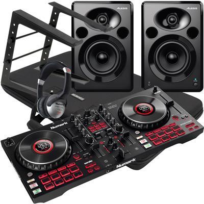 Image of Numark Mixtrack Platinum FX & Elevate 5 MKII Complete Bundle