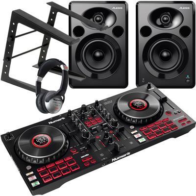 Image of Numark Mixtrack Platinum FX & Elevate 5 MKII Bundle
